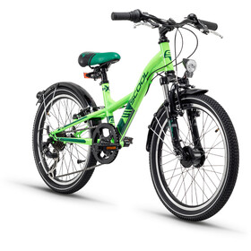 s'cool XXlite 20 7-S steel Neon Green